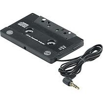 Cassete Adaptador De Audio Auto Stereo Para Mp3 Mp4 Mp5 Ipod