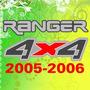 Calco 4x4 Ford Ranger 2005-2006