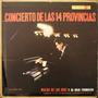 Vinilo - Waldo De Los Ríos - Concierto De Las 14 Provincias