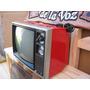 Televisor Noblex (micro 12) Impecable Y Funcionando!!!