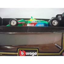 Benetton Ford - Burago 1/18 - No Perder