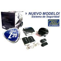 Alarma X28 Z20 Volumetrico Sirena 2 Ctrl+ C. Centralizado 4p