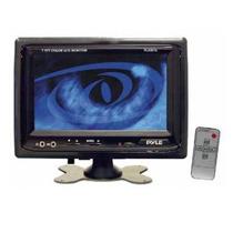 Pyle Plhr76 Monitor 7 Tft Lcd Remoto 2 Ent Av