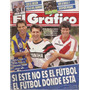 El Gráfico 3713 D- Marcelo Bielsa- Newell´s/ Rone Rey Turf