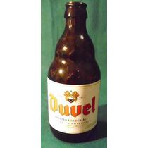 Botella Vacía De Cerveza Duvel(belga)