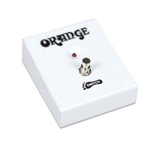 Pedal Footswitch Orange P/ Guitarra Electrica Mcfs1 1 Boton