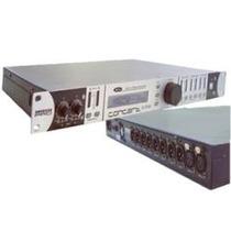 American Pro Dlp2600 Procesador Digital 2 In 6 Out Cross Eq