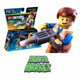 Lego Dimensions Emmet   Solo En Monster Market 71212