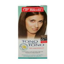 Biferdil Tono S/tono Nro 6.73 Rubio Osc Ch Kit -v Beautyshop