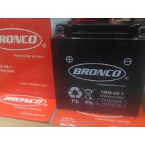 Bateria Bronco Agm Gel 12n94b Bajaj, Mondial Y Mas