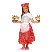 Disfraz De Negrita Nena Fiestas Patrias Super Económico