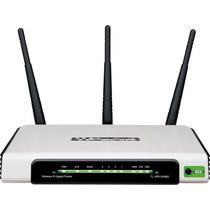 Wireless-n 4 Ports Tp-link (tl -wr1043nd)