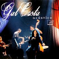 Gal Costa Cd Acustico Mtv Unplugged