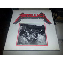 Metallica Live In Philadelphia 92 Lp Vinilo Impecable Slayer