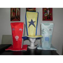 Gorros Carnaval Carioca - Galera Super Alta - Equipos Futbol