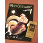 Rod Stewart - Programa & Ticket Entrada 1976 Tour