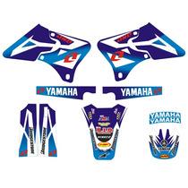 Calcos Para Yamaha Yz