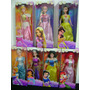 Princesas.muñecas Tipo Barbie.aurora.bella.blancanieve.gabym