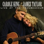 C. King & J. Taylor Cd: Live At The Troubadour (doble)