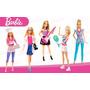 Muñeca Barbie Quiero Ser 2016 Mattel Juguetes Niñas