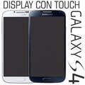 Display Touch Screen Samsung S4 I9500 Originales !!!!!