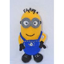 Minion Al Crochet
