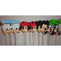 Mickey Y Sus Amigos Souvenirs En Goma Eva