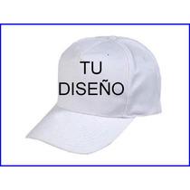 Gorra Sublimada Estampada Diseño Logo Que Quieras Publicidad