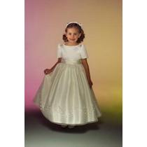 Espectacular Vestido De Fiesta Para Niñas
