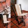 Silla Matera, Original, Material Reciclado, Diseño Único