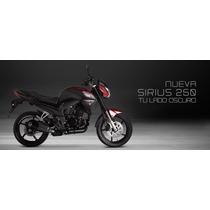 Moto Motomel Sirius 250 0km 2016financiala Con Dni O Tarjeta