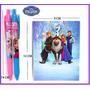 10 Lapicera Birome Souvenir Frozen, Cars, Spiderman, Monster