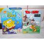 Album Figuritas Bob Esponja Tom Y Jerry Incompletos