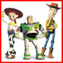 Kit Imprimible Toy Story Tarjetas Cumples Invitaciones