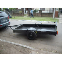 Trailer Para Cuatri,motos,etc. Consulte Trailers Facundo