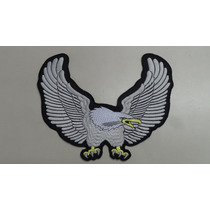 Parche O Aplique Bordado De Aguila