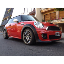 Mini Cooper S John Cooper Works 211hp Pantalla Multifuncion
