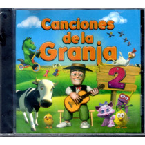 Canciones De La Granja - Volumen 2 ( Cd )
