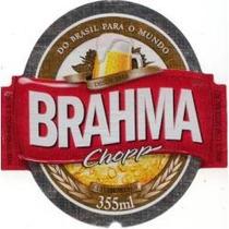 2 Latas De Coleccion Brahma Chopp