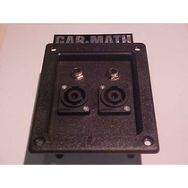 Bornera P/ Bafle Speakon Cont Y Plug H 6.5 Dj Garmath