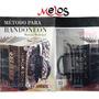 Libro Melos Metodo De Bandoneon Marcos Madrigal.musicapilar