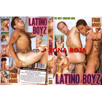 Latino Boyz - Dvd Xxx - Original - Sex Shop