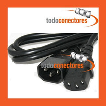 Cable Prolongador De Tensión Power Interlock P/ Fuente Pc