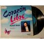 Rafael Amor Corazon Libre 1989 Vinilo Argentina