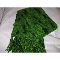 Bufandas Tejidas A Crochet