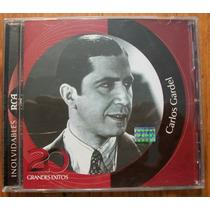 Cd De Carlos Gardel - 20 Grades Exitos