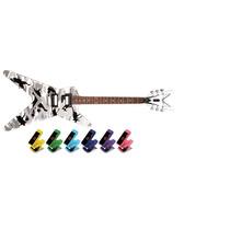 Guitarra Dean Dof Dime O Flage C/afinador Korg De Regalo