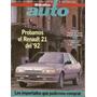 El Gráfico Auto 3765 B- Renault 21 Txe Gama 92/ Vacaciones