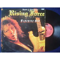 Looos Vinilos Lp Yngwie Malmsteen Marching Out