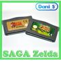 Juegos Legend Of Zelda P/ Gameboy Advance En Español C/u A: